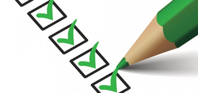 Going Through the DOT Compliance Checklist