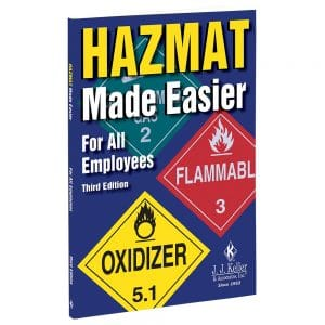 Hazmat guide for transportation employees