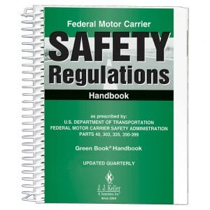Federal Motor Carrier safety handbook
