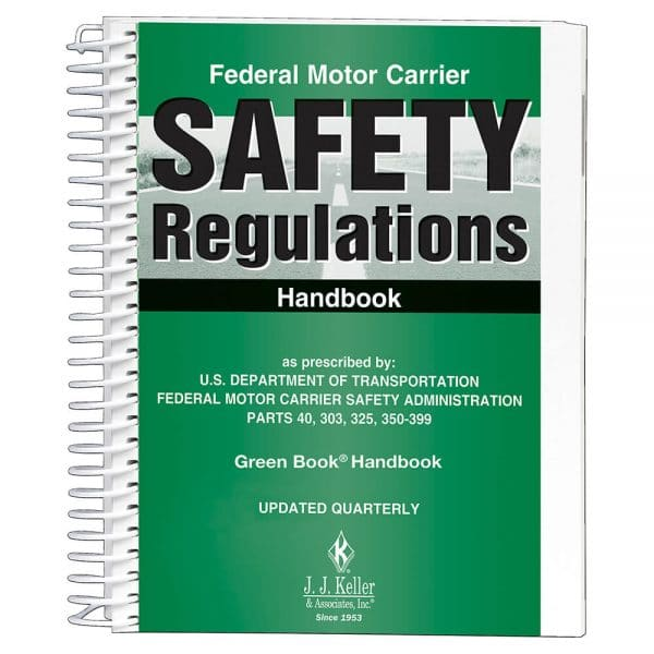 Federal Motor Carrier safety handbook